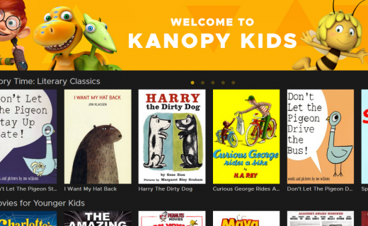 Welcome to Kanopy Kids