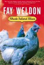 Rhode Island Blues Book Cover