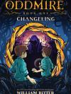 Changeling book cover by William Ritter