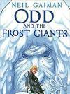 Book cover of Odd and the Frost Giants by Neil Gaiman